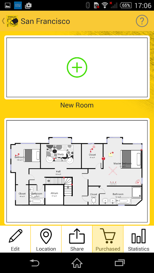 STANLEY Floor Plan- screenshot