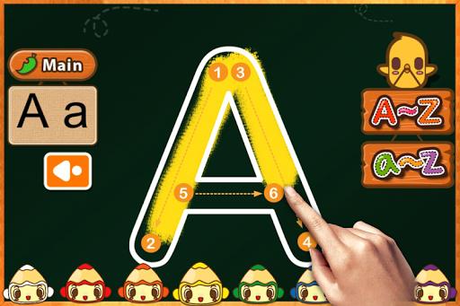 스페인어 ABC 123 따라쓰기 읽기 연습