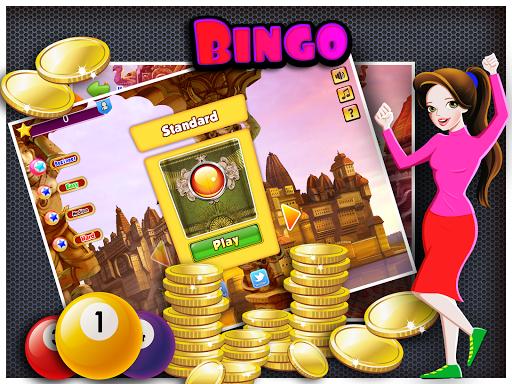 5 Star Bingo Game
