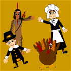 Thanksgiving Trim LWP icon
