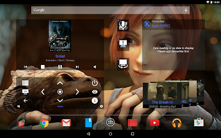 Yatse, the XBMC / Kodi Remote Screenshot 2