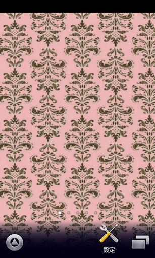 damask wallpaper ver6