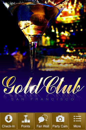 Gold Club SF