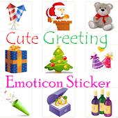 Cute Greeting Stickers