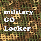 GO Locker Military Camo Design