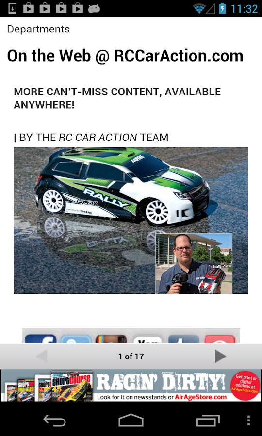 RC Car Action - screenshot
