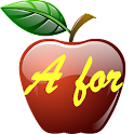 Kids Learning A for Apple icon
