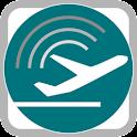 UNH-Fluglärm logo