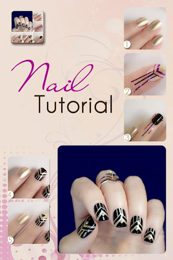 Nail Tutorials - Easy Simple