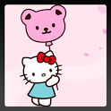 Hello Kitty Balloon Wallpaper icon