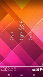 Status Bar UCCW Skin- screenshot thumbnail