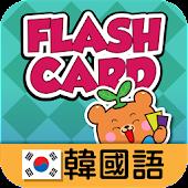 Dr Kids Flash Cards - Korea