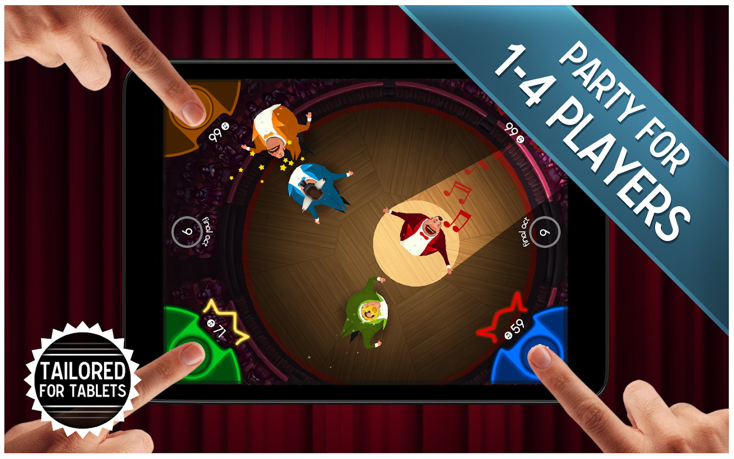 King of Opera - Party Game! Screenshot 1