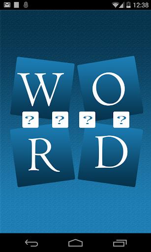 Guess Word 4Pics