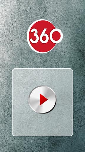 【免費媒體與影片App】360-APP點子
