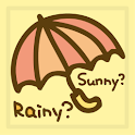 rainy Theme GO Launcher EX logo
