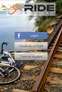 Ride with GPS - Bike Computer- screenshot thumbnail