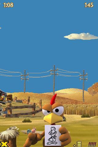 Crazy Chicken Deluxe - screenshot