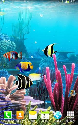 水族館-3D動態高清版