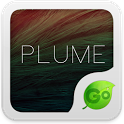 GO Keyboard Plume theme icon