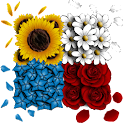 Flower Blocks 4K icon