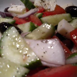 Shopska Salata Revisited