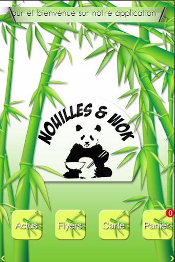 Nouilles and Wok