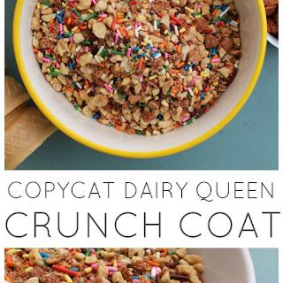 Copycat Dairy Queen Crunch Cone