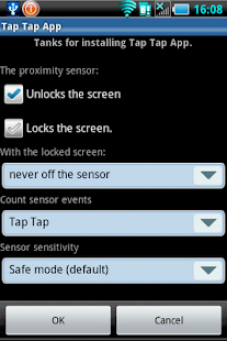 Tap Tap App  ( Screen On-Off ) Screenshot 7