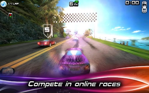 Race Illegal: High Speed 3D Screenshot 16