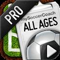 mySoccerCoach Pro icon