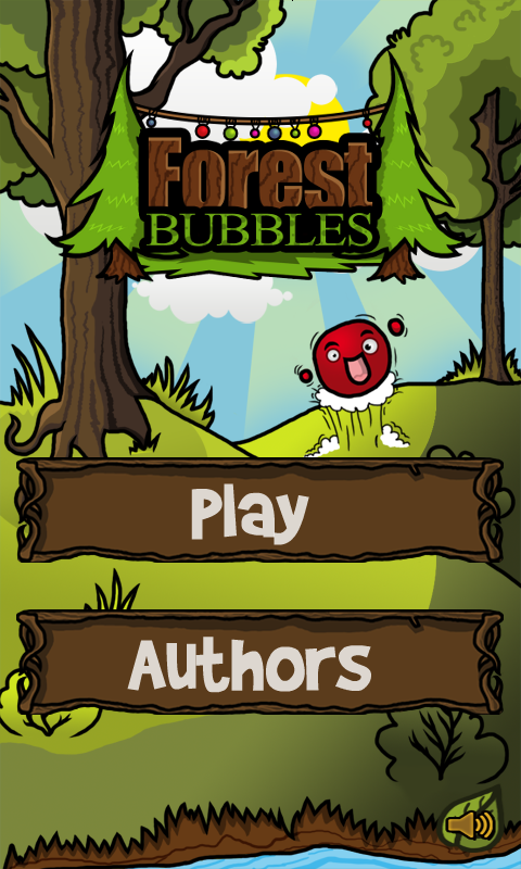 Forest Bubbles- screenshot