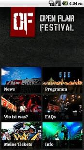 Open Flair- screenshot thumbnail