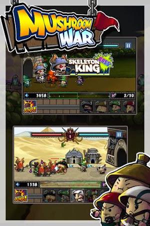 Mushroom War 2.4 screenshot 644459