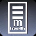 mFreeNAS 7 icon