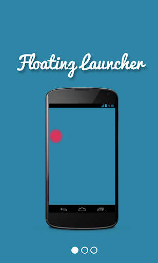 Floating Launcher