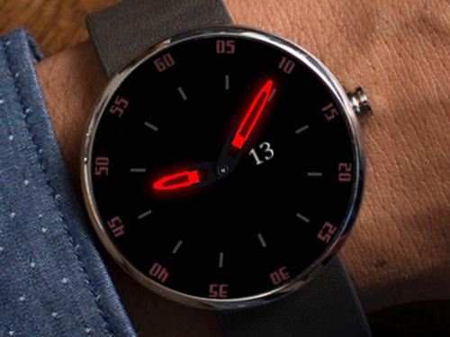 Infected - Watch Face Moto 360|玩工具App免費|玩APPs