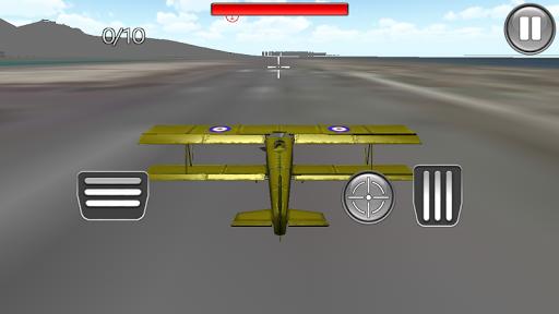 作战飞机战3D