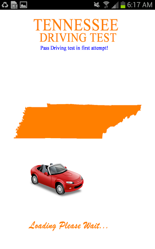 Tennessee Driving Test