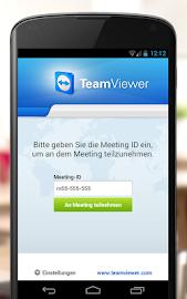 TeamViewer for Meetings Screenshot 1
