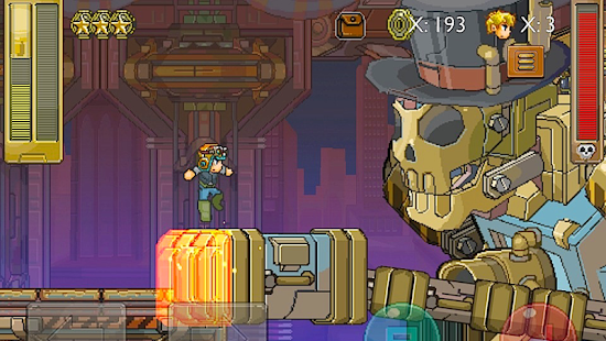 Steam Punks Screenshot 2