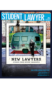 Student Lawyer Magazine - screenshot thumbnail