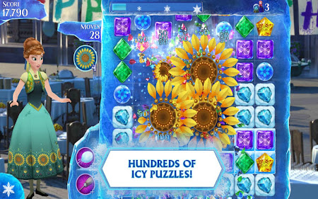 Frozen Free Fall 3.0.0 screenshot 14565