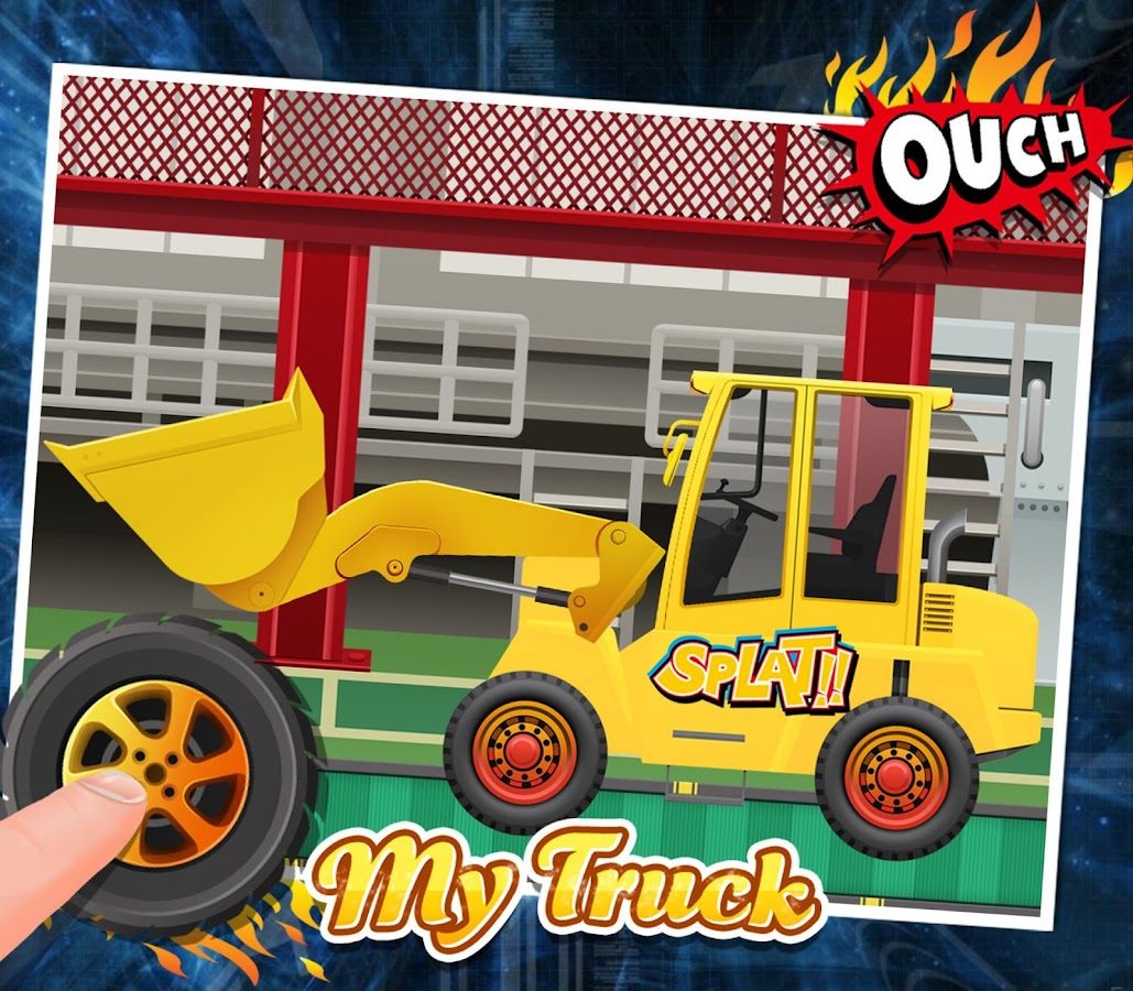 Build my truck design play android apps on google play for Truck design app