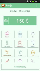 Monefy - Money Manager v1.5.8