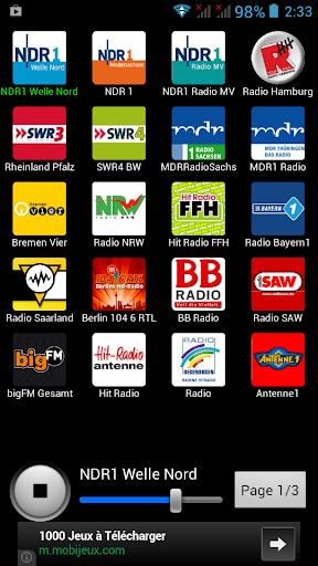 Radios Germany