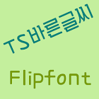 Tsstraightletter Korean Flifo icon
