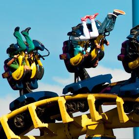 by Alfredo Gonzalez - City,  Street & Park  Amusement Parks