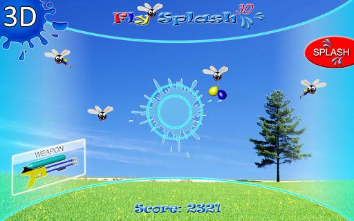 Fly Splash 3D