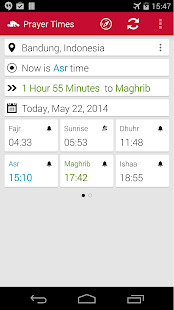 Jadwal Sholat - Prayer Times
